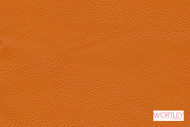 Wortley Group Designer Leather Prestige Peach  | Upholstery Fabric - Leather, Plain, Domestic Use