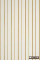 James Dunlop Sandspit Ww - Kowhai  | Curtain & Upholstery fabric - Gold,  Yellow, White, Natural Fibre, Stripe, Traditional, Washable, Domestic Use, Dry Clean, Natural