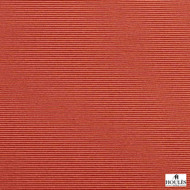 Houles - 72891 Dorian 145 Fabric - 9315  | Curtain & Upholstery fabric - Red, Plain, Fibre Blend, Standard Width
