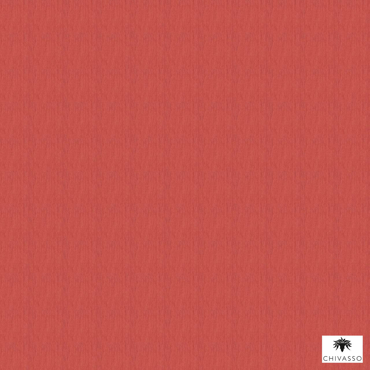 Chivasso - Colour Block - Ch9112-011  | Wallpaper, Wallcovering - Plain, Red, Domestic Use