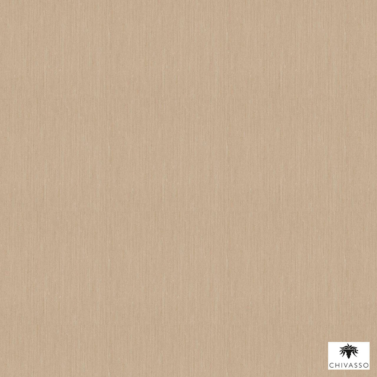 Chivasso - Colour Block - Ch9112-075  | Wallpaper, Wallcovering - Brown, Plain, Domestic Use