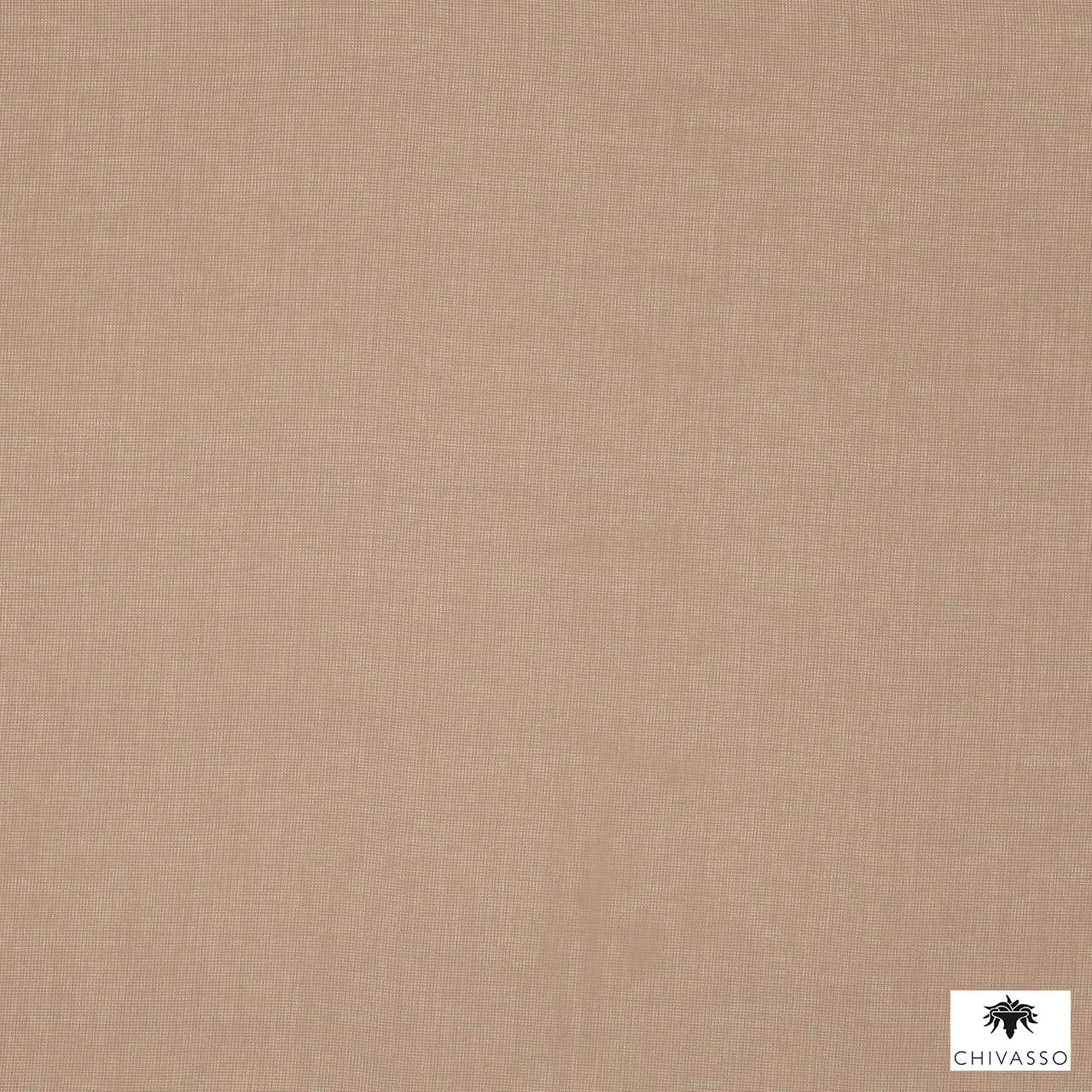 Chivasso - Lush - Ch2818 - 022  | Curtain Fabric - Brown, Plain, Synthetic, Domestic Use, Wide Width