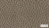 Austex Hammertime Brass  | Upholstery Fabric - Brown, Contemporary, Synthetic, Commercial Use, Dots, Spots, Standard Width