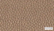 Austex Hammertime Copper  | Upholstery Fabric - Brown, Contemporary, Synthetic, Commercial Use, Dots, Spots, Standard Width