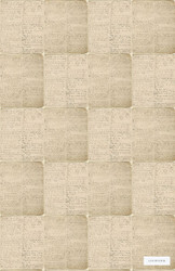 Linwood LW051 1 Points of View  | Wallpaper, Wallcovering - Midcentury, Pattern, Tan, Taupe, Domestic Use