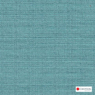 Crypton Savanna Pacific  | Upholstery Fabric - Plain, Synthetic, Turquoise, Teal, Commercial Use, Standard Width