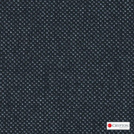 Crypton Sutton Storm  | Upholstery Fabric - Blue, Plain, Synthetic, Commercial Use, Standard Width