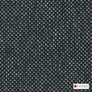 Crypton Sutton Winter  | Upholstery Fabric - Plain, Black - Charcoal, Synthetic, Commercial Use, Standard Width