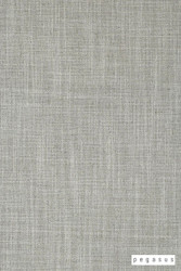 Pegasus Lusk - Salt  | Upholstery Fabric - Grey, Plain, Industrial, Natural Fibre, Washable, Commercial Use, Dry Clean, Natural, Standard Width, Strie