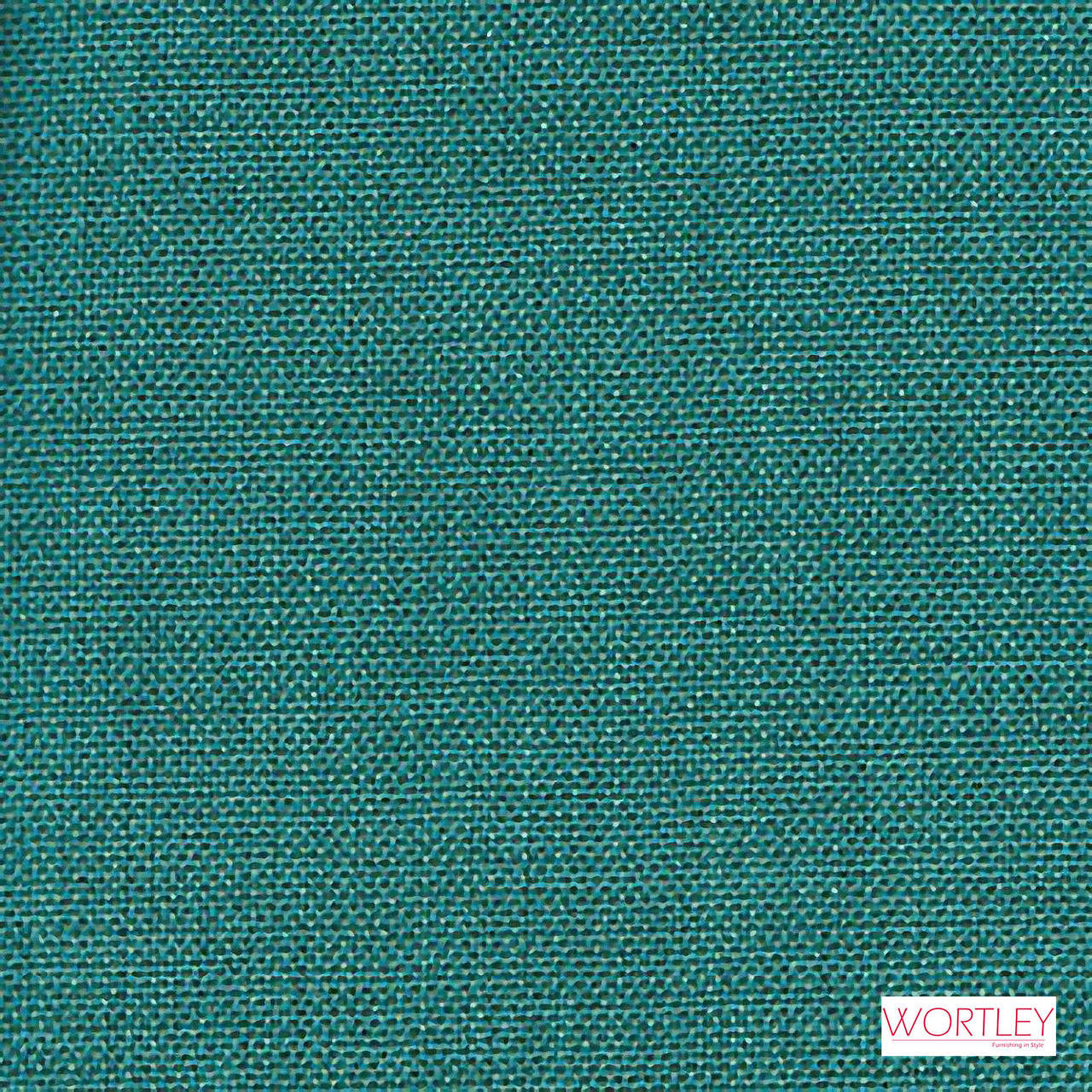 Wortley Group Access Teal Designer Upholstery Fabrics