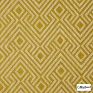 Fibreguard - Lucie Gold  | Upholstery Fabric - Fire Retardant, Gold,  Yellow, Geometric, Midcentury, Synthetic, Chenille, Commercial Use, Domestic Use, Standard Width