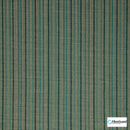 Fibreguard - Oviedo Ocean  | Upholstery Fabric - Fire Retardant, Plain, Stripe, Synthetic, Chenille, Commercial Use, Domestic Use, Railroaded, Standard Width