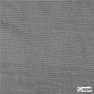 Zepel Fabrics - Ruffia Silver  | Curtain & Upholstery fabric - Black - Charcoal, Stripe, Synthetic, Commercial Use, Domestic Use, Oeko-Tex,  Wide Width