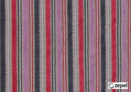 Zepel Fabrics - Lucia Jewel  | Curtain & Upholstery fabric - Pink, Purple, Stripe, Synthetic, Commercial Use, Domestic Use, Jacquards, Oeko-Tex,  Railroaded
