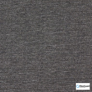 Fibreguard - Octavia Raven  | Upholstery Fabric - Fire Retardant, Black - Charcoal, Synthetic, Commercial Use, Jacquards, Oeko-Tex,  Standard Width