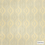 Fabric Library - Whip Anise    Curtain & Upholstery fabric - Gold,  Yellow, Geometric, Midcentury, Natural Fibre, Ogee, Commercial Use, Domestic Use, Natural, Standard Width