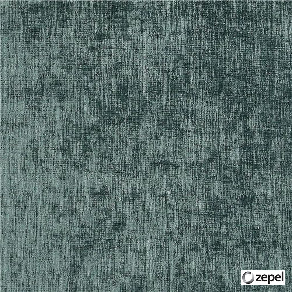 Zepel Fabrics - Profuse Duckegg  | Upholstery Fabric - Plain, Synthetic, Commercial Use, Domestic Use, Oeko-Tex,  Standard Width