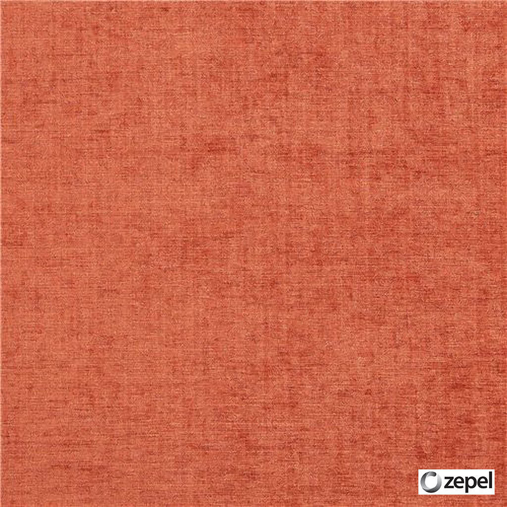 Zepel Fabrics - Super Pumpkin  | Upholstery Fabric - Plain, Synthetic, Commercial Use, Domestic Use, Oeko-Tex,  Standard Width