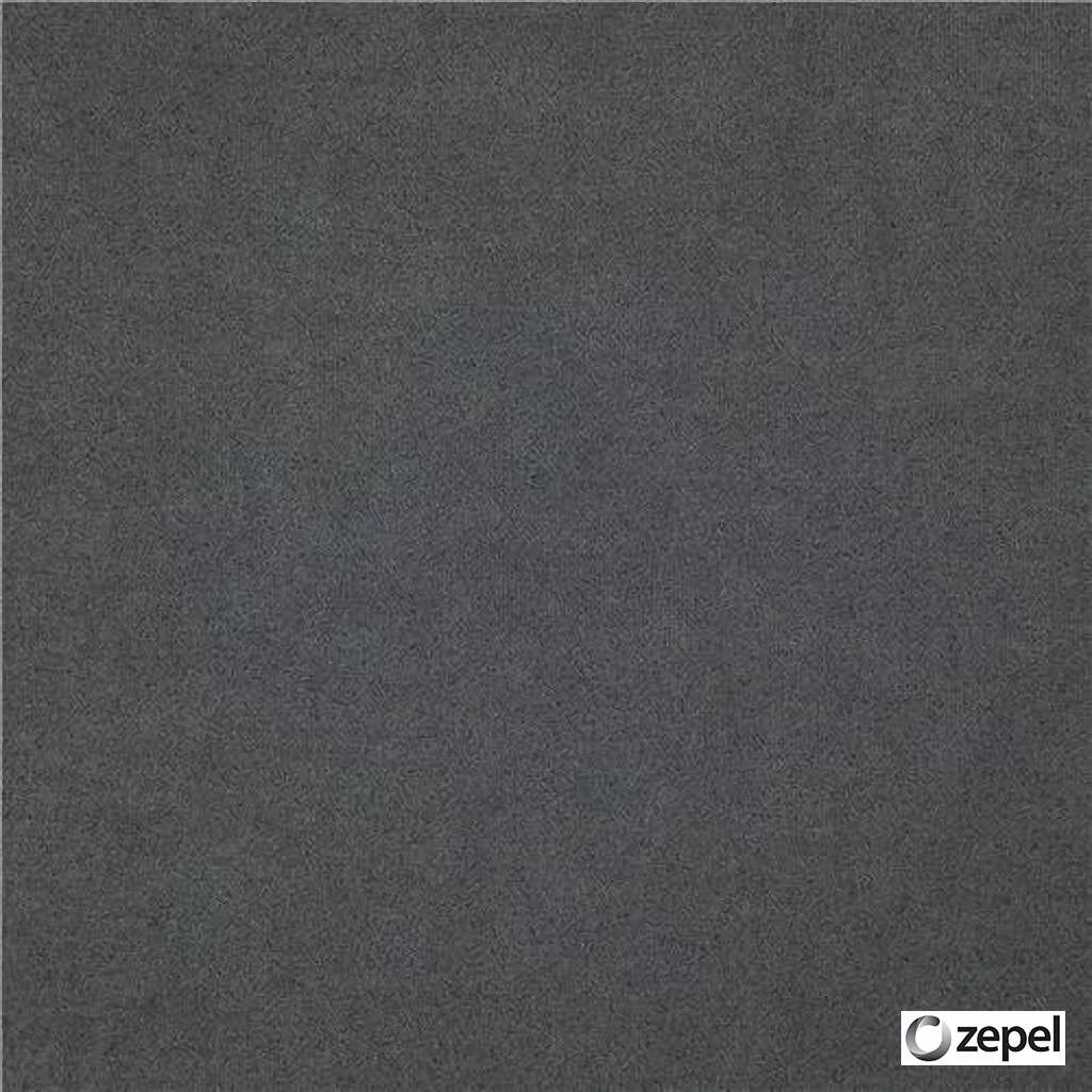 Zepel Fabrics - Treasure Iron  | Upholstery Fabric - Plain, Black - Charcoal, Synthetic, Commercial Use, Domestic Use, Oeko-Tex,  Standard Width