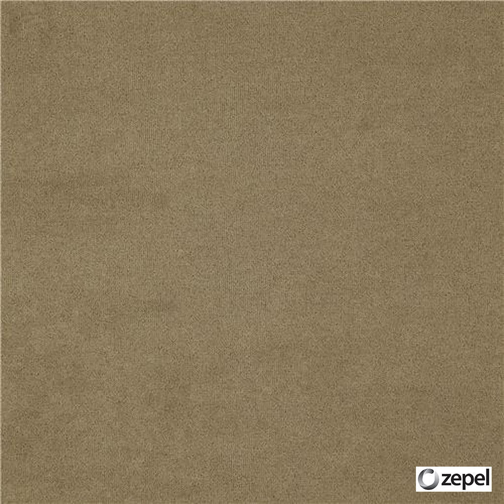 Zepel Fabrics - Treasure Sepia  | Upholstery Fabric - Brown, Plain, Synthetic, Commercial Use, Domestic Use, Oeko-Tex,  Standard Width