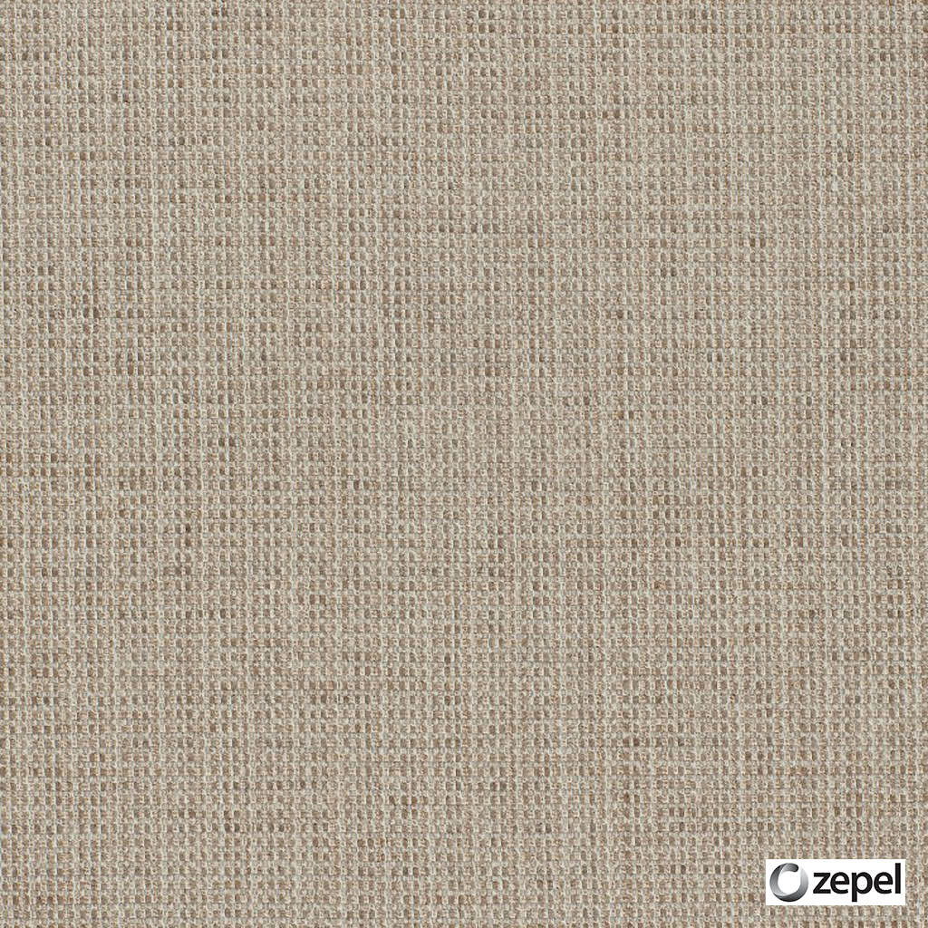 Zepel Fabrics - Arouse Putty  | Upholstery Fabric - Beige, Plain, Synthetic, Commercial Use, Oeko-Tex,  Standard Width
