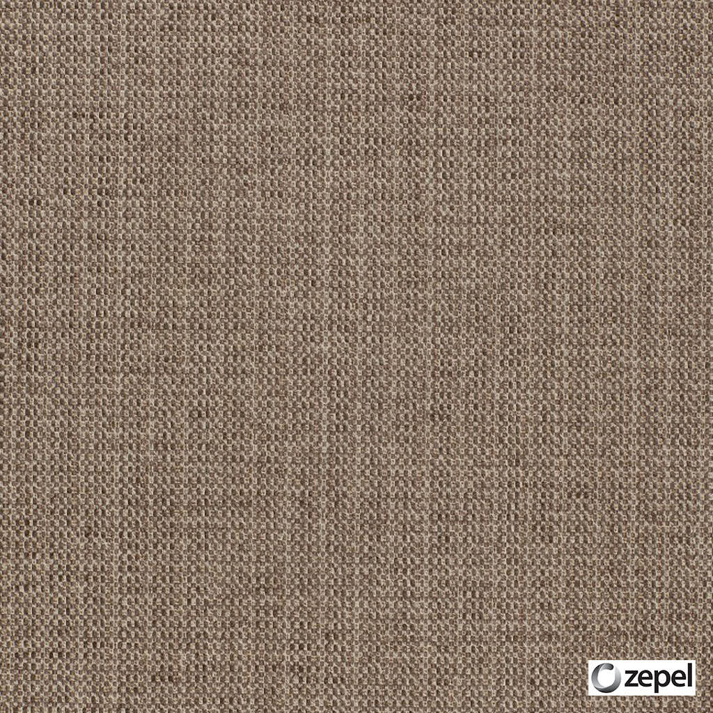 Zepel Fabrics - Arouse Cappucino  | Upholstery Fabric - Brown, Plain, Synthetic, Commercial Use, Oeko-Tex,  Standard Width