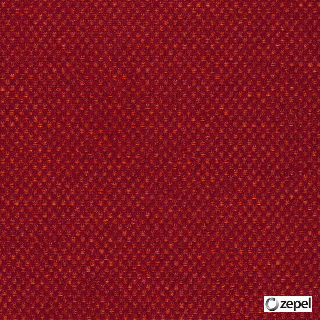 Zepel Fabrics - Create Paprika  | Upholstery Fabric - Plain, Red, Synthetic, Commercial Use, Oeko-Tex,  Standard Width
