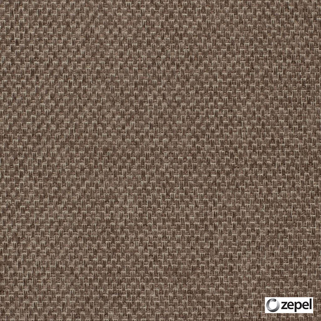 Zepel Fabrics - Create Chinchilla    Upholstery Fabric - Brown, Plain, Synthetic, Commercial Use, Oeko-Tex,  Standard Width