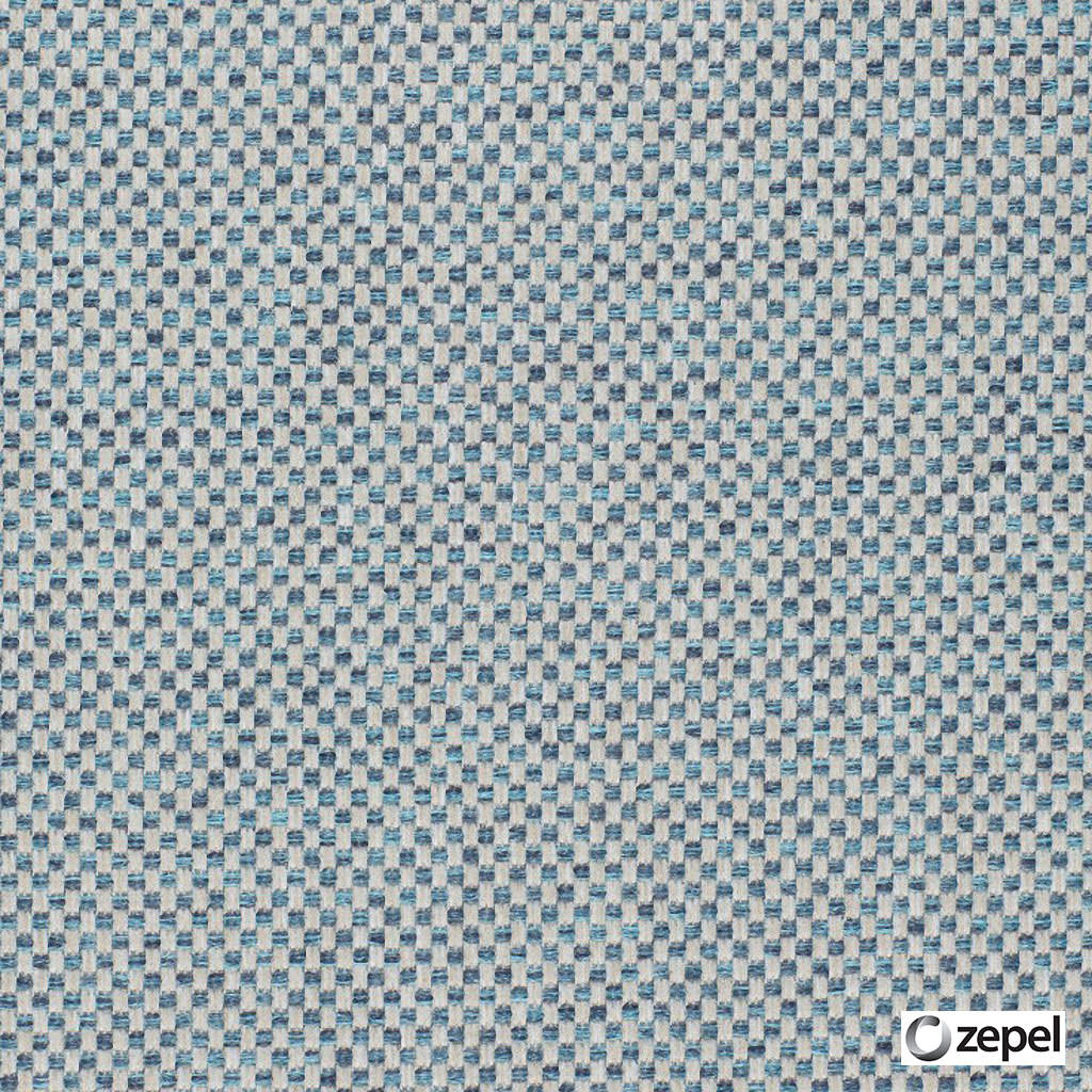 Zepel Fabrics - Create Canal    Upholstery Fabric - Blue, Plain, Synthetic, Commercial Use, Oeko-Tex,  Standard Width