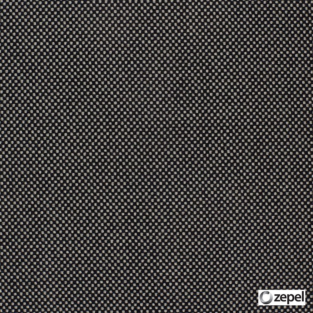 Zepel Fabrics - Generate Overcast    Upholstery Fabric - Plain, Black - Charcoal, Synthetic, Commercial Use, Oeko-Tex,  Standard Width
