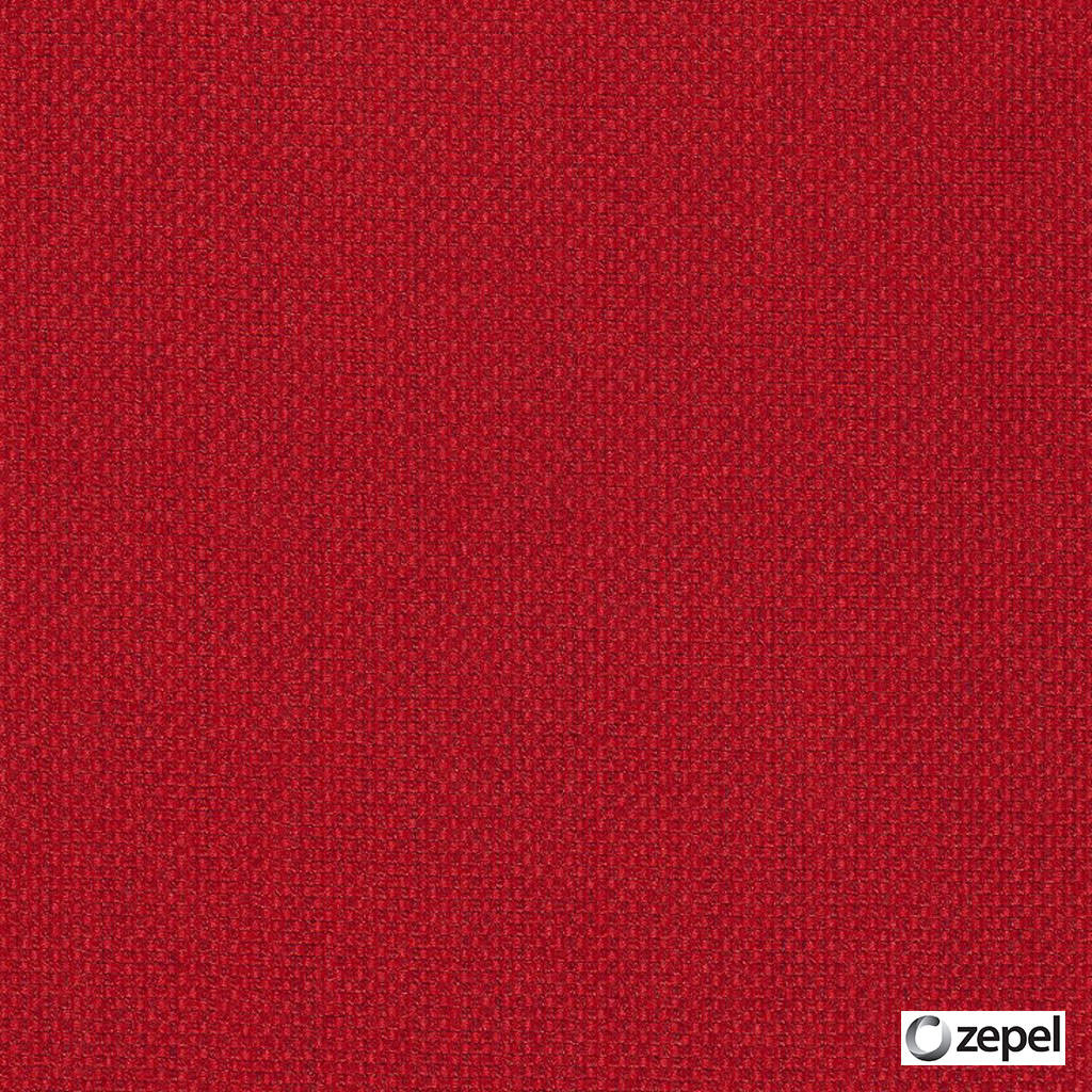 Zepel Fabrics - Generate Tomato  | Upholstery Fabric - Plain, Red, Synthetic, Commercial Use, Oeko-Tex,  Standard Width