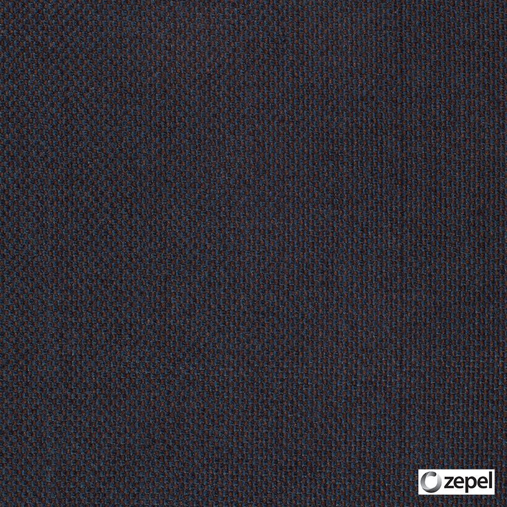 Zepel Fabrics - Generate Ink  | Upholstery Fabric - Blue, Plain, Black - Charcoal, Synthetic, Commercial Use, Oeko-Tex,  Standard Width