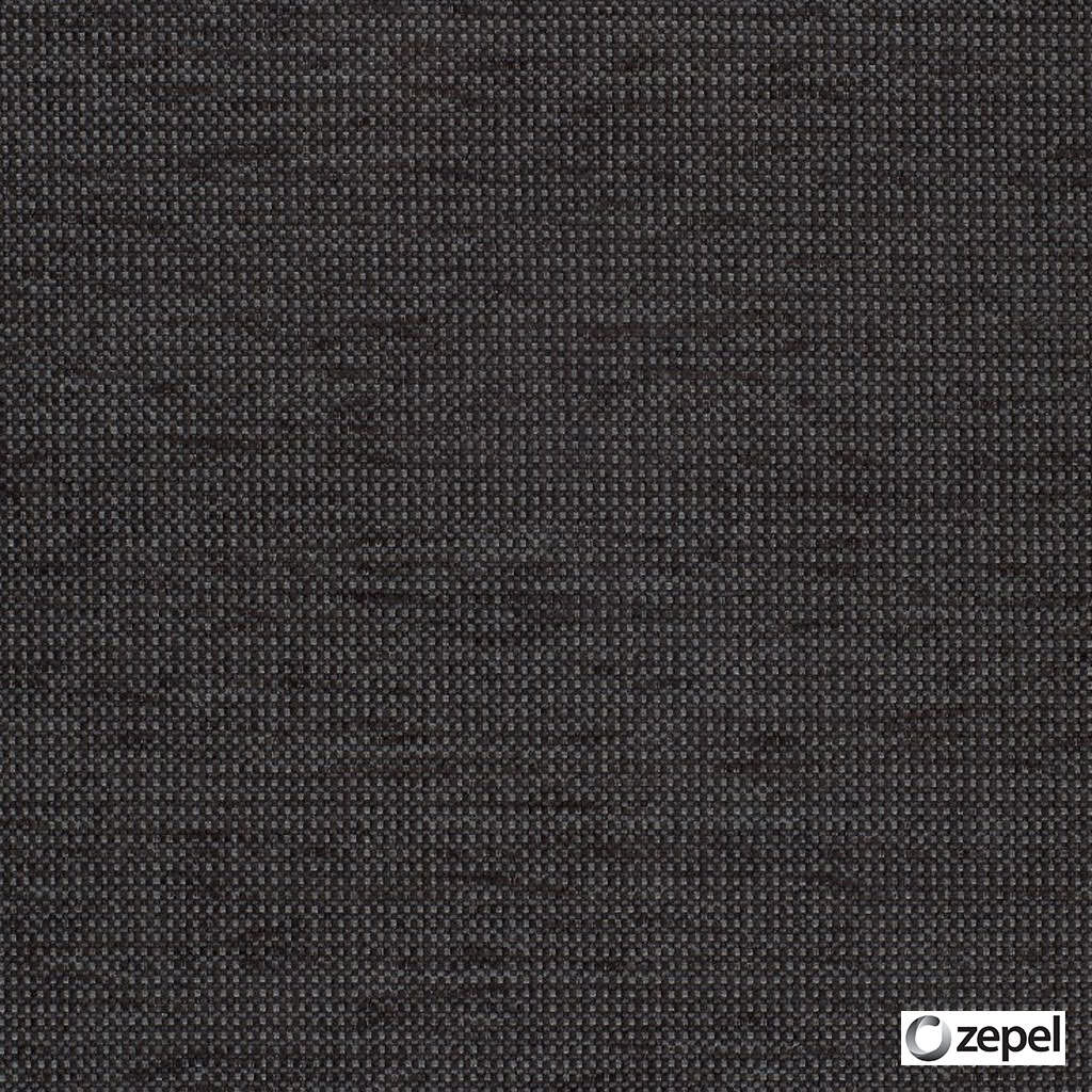Zepel Fabrics - Impulse Pewter  | Upholstery Fabric - Plain, Black - Charcoal, Synthetic, Commercial Use, Domestic Use, Oeko-Tex,  Standard Width
