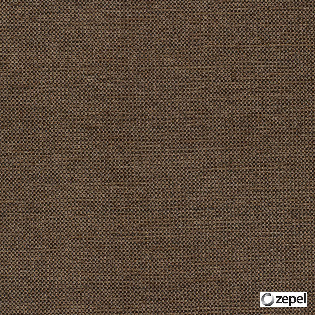 Zepel Fabrics - Impulse Toffee  | Upholstery Fabric - Brown, Plain, Synthetic, Commercial Use, Domestic Use, Oeko-Tex,  Standard Width