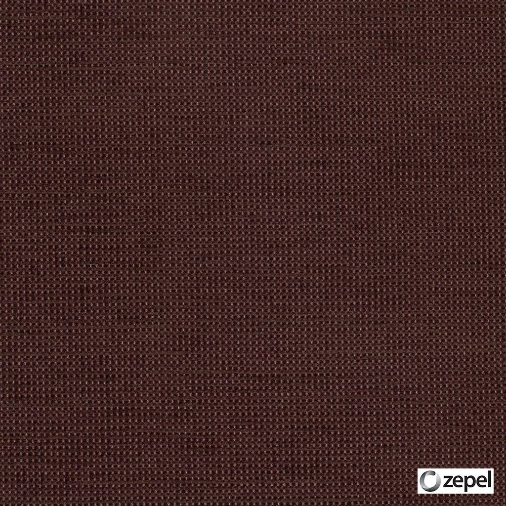 Zepel Fabrics - Impulse Fudge  | Upholstery Fabric - Brown, Plain, Synthetic, Commercial Use, Domestic Use, Oeko-Tex,  Standard Width