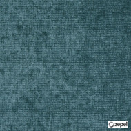 Zepel Fabrics - Velvette Balsam  | Curtain & Upholstery fabric - Blue, Plain, Synthetic, Commercial Use, Oeko-Tex,  Standard Width