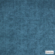 Fabric Library - Restful Beetle  | Upholstery Fabric - Blue, Water Repellent, Plain, Standard Width