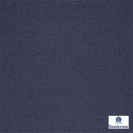Sanderson Tuscany 234225  | Curtain & Upholstery fabric - Blue, Plain, Fibre Blends, Washable, Domestic Use, Standard Width