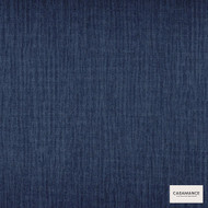 Casamance Fabrics & Wallpapers - Mayfair Plain Wallpaper 7338 7338 18 34  | Wallpaper, Wallcovering - Blue, Oeko-Tex, Plain, Strie, Fibre Blend