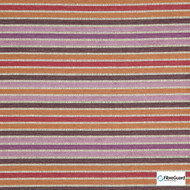 Fibreguard - Biscayne Tropical  | Upholstery Fabric - Orange, Pink, Purple, Stripe, Railroaded, Standard Width
