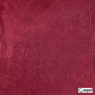 Zepel Fabrics - Chamonix Cherry  | Curtain & Upholstery fabric - Red, Oeko-Tex, Plain, Standard Width