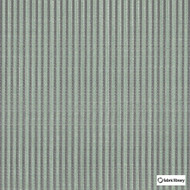 Fabric Library - Raya Castor Gray  | Curtain & Upholstery fabric - Green, Stripe, Fibre Blend, Standard Width