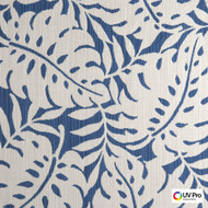 Uv Pro Fabrics - Outlet Regatta  | Curtain & Upholstery fabric - Blue, Floral, Garden, Outdoor Use, Synthetic, Commercial Use, Oeko-Tex,  Standard Width