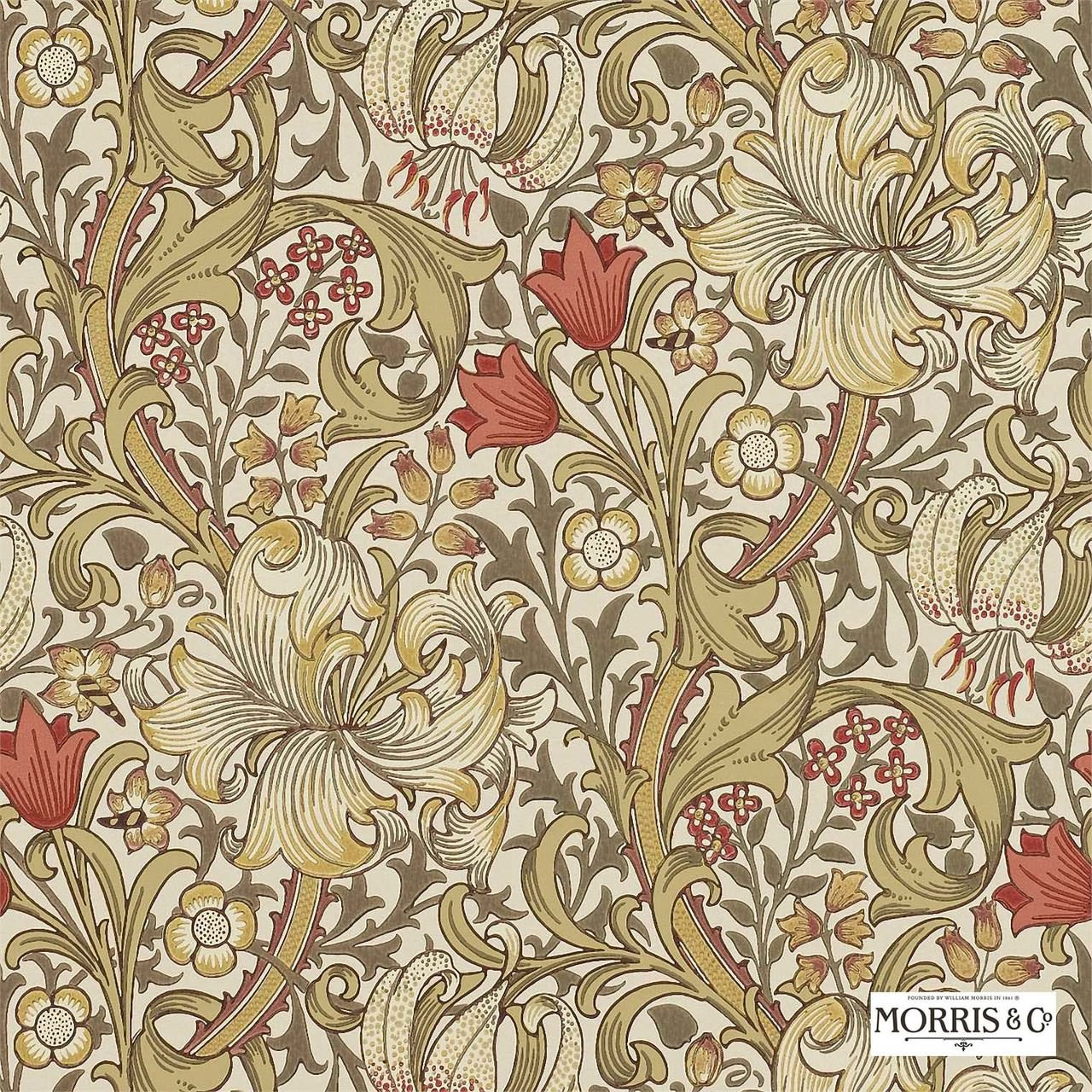 Morris And Co Golden Lily 210400 Bargain