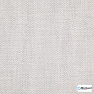 Fibreguard - Iconji Silver  | Upholstery Fabric - Fire Retardant, Plain, White, Synthetic, Chevron, Zig Zag, Commercial Use, Oeko-Tex, White, Standard Width