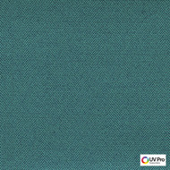 Uv Pro Fabrics - Ride Teal  | Curtain & Upholstery fabric - Plain, Basketweave, Outdoor Use, Synthetic, Commercial Use, Domestic Use, Oeko-Tex,  Standard Width