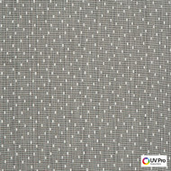 Uv Pro Fabrics - Croquet Chess  | Curtain & Upholstery fabric - Grey, Foulard, Outdoor Use, Synthetic, Commercial Use, Dots, Spots, Oeko-Tex,  Standard Width