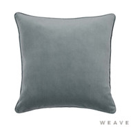 Weave - Zoe Cushion - Eucalyptus (Pack of 2)  | Cushion Fabric - Plain, Traditional, Weave
