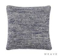 Weave - Monterey Cushion - Pigment (Pack of 2)  | Cushion Fabric - Black - Charcoal, Weave