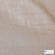 Duralee - 51163-16 - Kari - Natural  | Curtain & Curtain lining fabric - Beige, Plain, Silver, Linen and Linen Look, Natural
